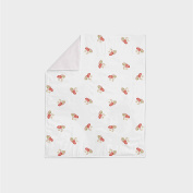 Oliver Gal Artist Co. Signature Collection 'Mushroom' Minky Blanket
