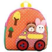 Toddler Kid School Bags ❤ Luca ❤ Kindergaten Cartoon Shoulder Bookbags