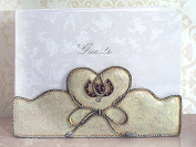 Lucky in love Western theme collection wedding Guest book From FavorOnline