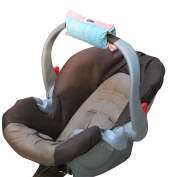 The Padalily Handle Cushion - Arm Cushion for Infant Car Seat