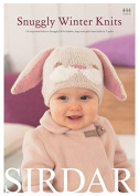 Sirdar Baby Snuggly Winter Knits 444 Knitting Pattern Book DK