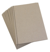 Sax Book Making Chipboard Cover, 15cm X 23cm , Pack of 24