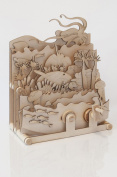 Ocean Motion - Timberkits Self-Assembly Wooden Construction Moving Model Kit