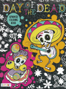 Day of the Dead Advanced Colouring Book