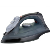RemedyHealth Deluxe Steam Iron with Teflon Soleplate.