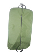90cm Garment Bag 600 Denier Polyester,two Pockets,carry on Bag Made in U.s.a.
