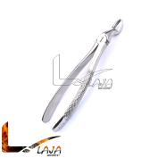 LAJA IMPORTS DENTAL EXTRACTING FORCEPS #67A, ENGLISH PATTERN