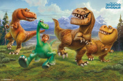 Trends International The Good Dinosaur Group Wall Poster 60cm x 90cm