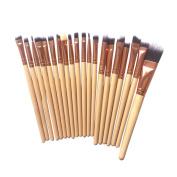 Becoler 20 PCS Makeup Brush Set Tools