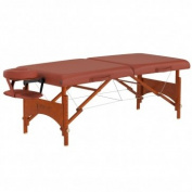 Best Massage Portable SPA Massage Table Package Cinnamon 70cm