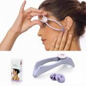 Facial Hair Removal For Women Upper Lip Hair Remover - Makeup Beauty Facial Neck Hair Removal Tools New Body Hair Epilator Threader System - Hairbrush Cleaner Tool