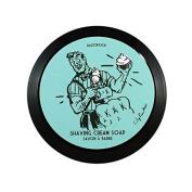 RazoRock BLUE BARBERSHOP Shaving Cream Soap