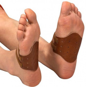 Magnetic health foot supporter pin pin