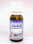 Patchouli Essential Oil 10 Millilitres by Amrita