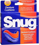 Snug Denture Cushions 2 Each by Snug