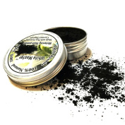 Teeth Whitening Powder, Organic Activated Natural Charcoal Bamboo Toothpaste for Dressin