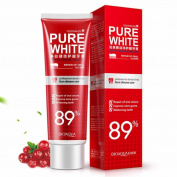 Whitening Toothpaste, Efaster Puquan Ya Cranberry Mint Gingival Care Toothpaste Oral Tooth Cleaning
