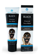 Charcoal Face Mask - Black Peel off Mask with Activated Charcoal - Tighten and Detox Your Facial Skin - For All Skin Types - For Men and Woman - Clean out your Pores and Remove Blackheads