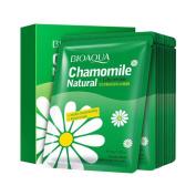 Coerni Premium 10pcs Natural Chamomile Ultra Hydrating Nourishing Multi-effect Facial Mask Sheet