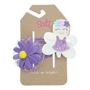 Sati Into The Sky with Bette Hair Clips for Girls