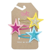 Sati The Moment of Love with Mix Star Hair Clips for Girls