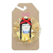 Sati Apple Fairy with Lana Hair Clips for Girls