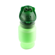 Chen Rui(TM) Children Potty Bottle Training Cartoon Portable Travel Urinal Car Toilet For Boy Girl Kids