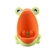 Butterfly Iron Cute Frog Kids Boys Potty Toilet Urinal Potties Pee Trainer Bathroom