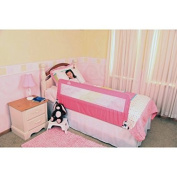 Pink Hide-Away Extra Long Bed Rail
