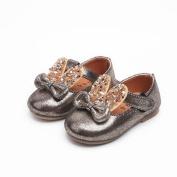 SMYTShop SMYTShop Newborn Baby Boys' Premium Soft Sole Infant Prewalker Toddler Sneaker Shoes wth Sequin Rabbit Ears Bowknot