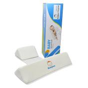 Momylano Infant Sleep Pillow Support Wedge with adjustable lenght