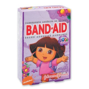 Band-aid Dora the Explorer Bandages - 25 Per Pack by SmileMakers