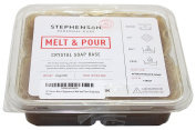 Stephenson Step-Africanblack-2PK Melt and Pour Soap Base