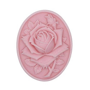 3D Rose flower Craft Art Silicone Soap mould Craft Moulds DIY Handmade Candle mould Chocolate Mould moulds