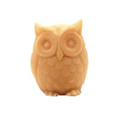 3D Owl Craft Art Silicone Soap mould Craft Moulds DIY Handmade Candle mould Chocolate Mould moulds
