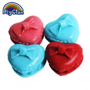 Silicone bow tie heart chocolate mould sugar craft tools Confectionery fondant pastry mould Tools for polymer clay F0529AX30