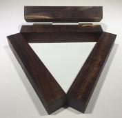 Granadillo 7/8 x 2.2cm x 14cm Pen Blanks - 4 Pack