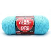 Yarn Red Heart Super Saver Turqua 210ml - 198 grammes - 364 yards