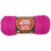 Yarn Red Heart Super Saver Shocking Pink 210ml - 198 grammes - 364 yards