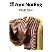 Ann Norling Pattern #73 Panda Wrap