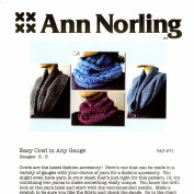 Ann Norling Pattern #71 Cowl For All Gauges