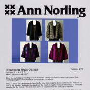 Ann Norling Pattern #70 Kimono
