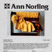 Ann Norling Pattern #68 Infant Set III