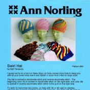 Ann Norling Pattern #56 Swirl Hat