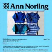 Ann Norling Pattern #29 Kids Basic Sweaters