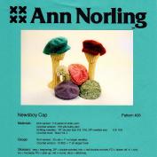 Ann Norling Pattern #28 Newsboy Cap
