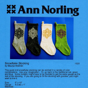 Ann Norling Pattern #1020 Christmas Stockings IV