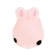 Cute Mochi Anxiet Reliever Toy,Pocciol Slow Rising Soft Cat Rabit Seal Squishy for Kid Adult