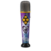 """NEW Disney Descendants 2 Microphone With Built In Hit Song """"Ways to be Wicked"""" PLUS MP3 Input For Your Own Playlist And Karaoke!"""