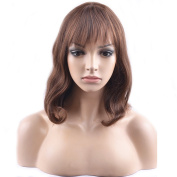Girls Long Curly Wave Wigs Heat Resistant Synthetic Full Wig Cosplay Party Wigs